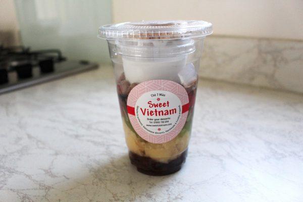 Vietnamese 7 Colours Dessert (Chè 7 Màu)